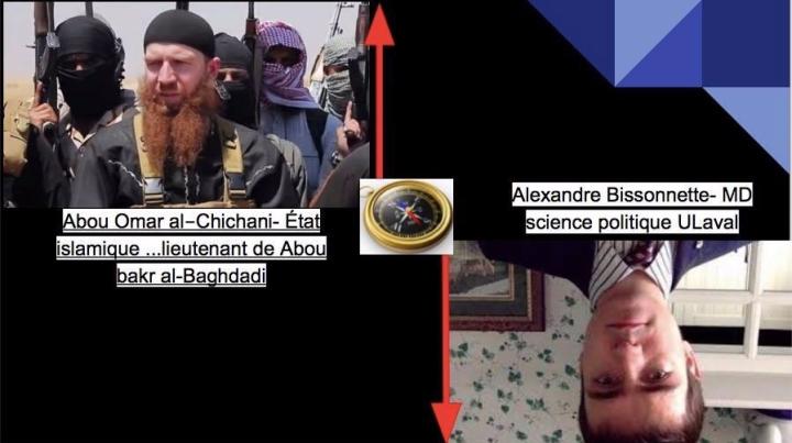 terrorisme inversé et terrorisme à l'endroit